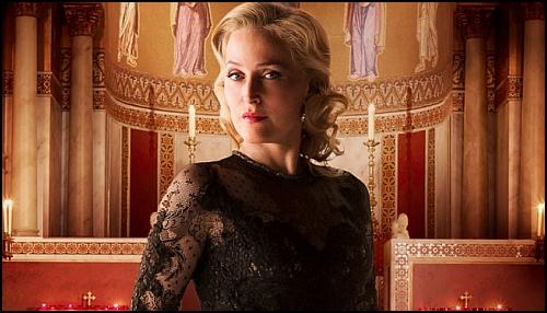 Gillian Anderson, Amerikan Tanrıları'nda Marilyn Monroe Olarak Görülecek!