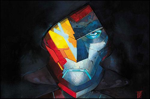 Iron Man Rolüne Soyunanlara Dr. Doom Da Katıldı