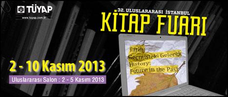 32. TÜYAP İstanbul Kitap Fuarı Başlıyor