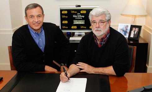 Disney, Lucasfilm'i Satın Aldı!