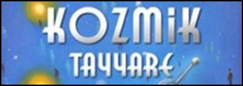 """Kozmik Tayyare"" Raflarda"