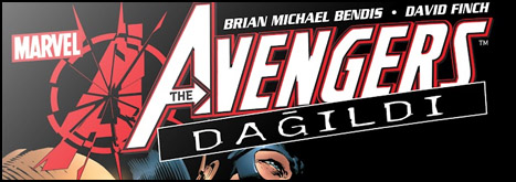 """""""Avengers Dağıldı"""" Raflarda"""