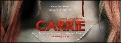 Carrie İkinci Kez Beyazperdede!