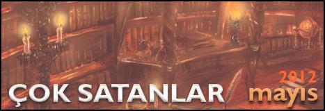 Çok Satanlar: Mayıs 2012