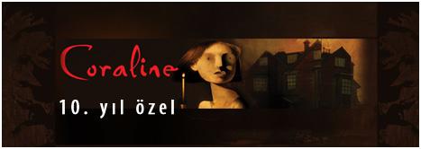 Neil Gaiman, Lemony Snicket ve dahası Coraline'i Sizler İçin Okuyor