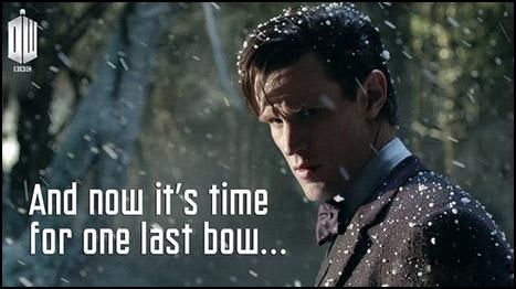 Doktor'un Zamanı Geldi!
