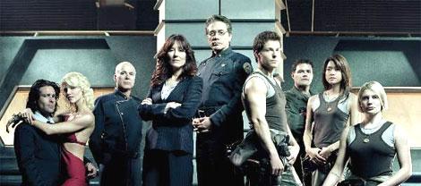Battlestar Galactica | Tanıtım