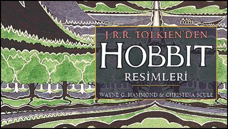 Tolkien'den Hobbit Resimleri Raflarda