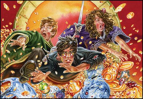 Harry Potter Tiyatro Oyununa Dönüşüyor