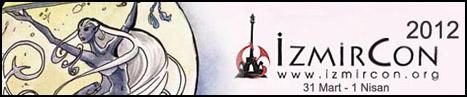İzmirCON 2012'ye Hazır Olun!