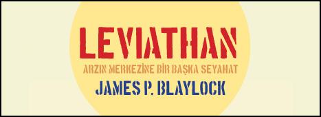 """Blaylock'un """"Leviathan""""ı Raflarda"""