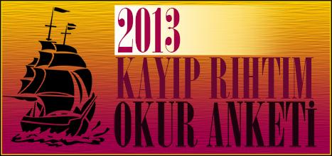 Rıhtım Okurları 2013'ün En İyilerini Seçti