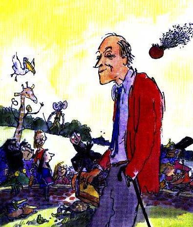 Quintin Blake yorumuyla Roald Dahl