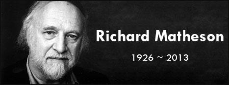 Richard Matheson'ı Kaybettik
