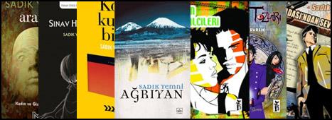 Sadık Yemni'den 2012 Yılında 7 Kitap!