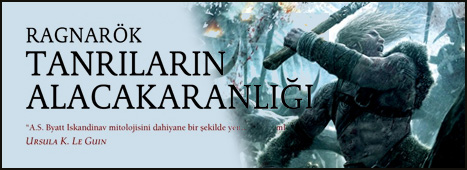 """""""Ragnarök: Tanrıların Alacakaranlığı"""" Raflarda"""
