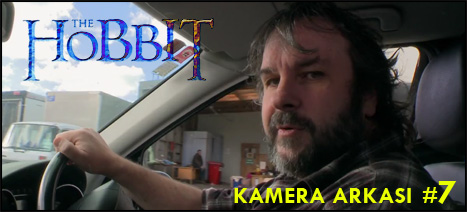 The Hobbit'ten 7. Yapım Videosu!