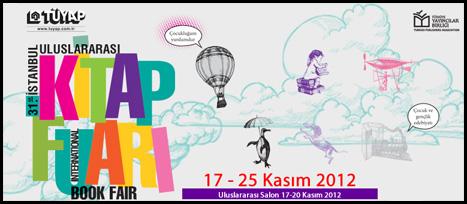 31. İstanbul Kitap Fuarı Başlıyor