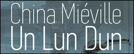 """Un Lun Dun"" Raflarda"