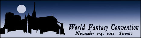 2012 World Fantasy Ödülleri'ne Günler Kala