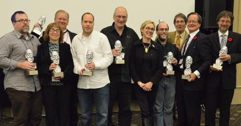 2012 World Fantasy Ödülleri Sahiplerini Buldu