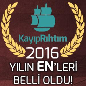 2016 Kayıp Rıhtım Okur Ödülleri